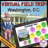 Virtual Field Trip to Washington, DC - Google Slides & Seesaw Distance Learning