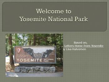 Virtual Field Trip to Yosemite