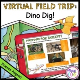 Virtual Field Trip to the Dinosaur Dig - Google & Seesaw Distance Learning