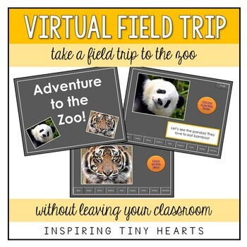 Virtual Field Trip to the Zoo