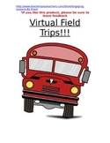 Virtual Field Trips: 25 engaging trips that make fun end of year activities