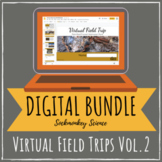 Virtual Field Trips: Distance Learning EARTH SCIENCE BUNDL