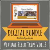 Virtual Field Trips: Distance Learning EARTH SCIENCE BUNDL