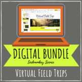 Virtual Field Trips: Distance Learning LIFE SCIENCE BUNDLE
