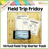 Virtual Field Trips | Field Trip Friday Starter Pack Dista