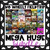 Virtual Field Trips - MEGA No Wheels Field Trip Bundle - L