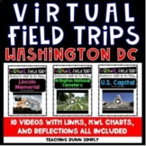 Virtual Field Trips to Washington DC