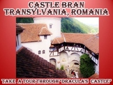 Dracula Virtual Field Trip Castle Bran, Transylvania, Romania (Vlad the Impaler)