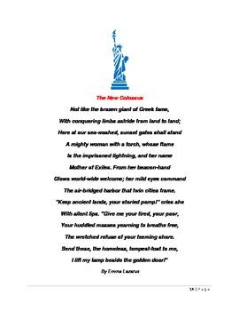 Virtual Fieldtrip - The Statue of Liberty