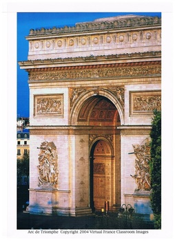 Virtual France Classroom Images