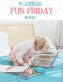 Virtual Fun Friday Ideas