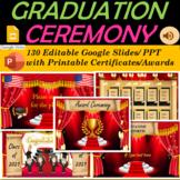 Virtual Graduation Ceremony/Promotion, Awards & Certificates -Digital -Printable