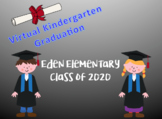 Virtual Graduation--Perfect for Distance Learning! (Editable)