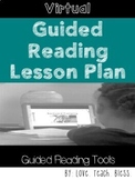 Virtual Guided Reading Lesson Plans