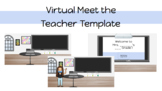 Virtual/Interactive: Meet the Teacher Classroom