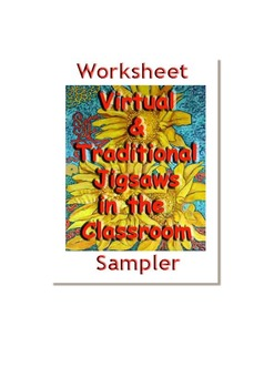 Virtual Jigsaws in the Classroom - A Worksheet Sampler