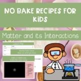 Virtual Kitchen Science: No Bake Cooking *Banana Bread Balls*