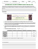 Virtual Lab-Mitosis:Determining time spent in different phases of the cell cycle