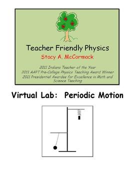 Virtual Lab-Periodic Motion