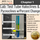 Virtual Lab for AICE AS & Marine 1: Ocean Layering and Mix