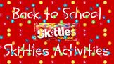 Virtual Ice Breakers Back to School Skittles Scientific Method Science Digital