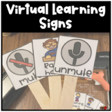 Virtual Learning Cards