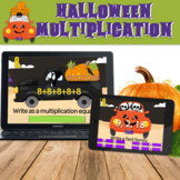 Virtual Learning Halloween Multiplication Practice - Googl