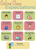 Virtual Learning Online Class Expectations