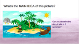 Virtual Lesson: Main Idea, Supporting Detail, and Summary