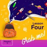 Virtual Lesson: Phonics Level 3 : Lesson 4 (ike, ive words)