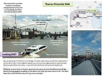 Virtual London Field Trip