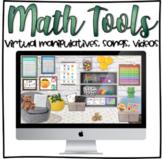 Virtual Math Tools Classroom