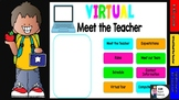 Virtual Meet The Teacher Slideshow/Google Slides