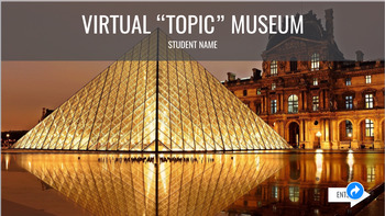 Virtual Museum Template With Apple S Keynote By David Lee Edtech