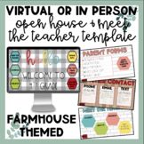 Virtual Open House | Meet the Teacher | Distance Learning