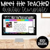 Virtual Open House/Meet the Teacher   Google Slides   Dunn