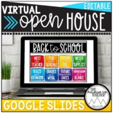 Virtual Open House Slide Show | Back to School | DISTANCE