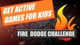 Virtual P.E. Game Video - Fire Dodge Challenge - RSD Online