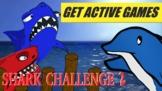 Virtual P.E. Game Video - Shark Challenge 2 - RSD Online
