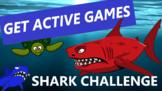 Virtual P.E. Game Video - Shark Challenge - RSD Online