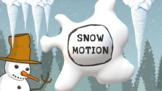 Virtual P.E. Game Video - Snow Motion - RSD Online