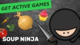 Virtual P.E. Game Video - Soup Ninja - RSD Online