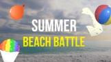 Virtual P.E. Game Video - Summer Beach Battle - RSD Online