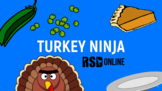 Virtual P.E. Game Video - Turkey Ninja - RSD Online