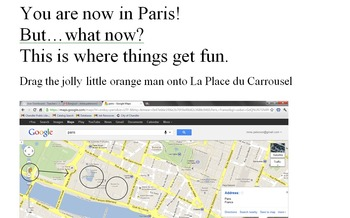 Virtual PARIS TRIP -Visit Paris!