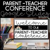 Virtual Parent-Teacher Conference Slides