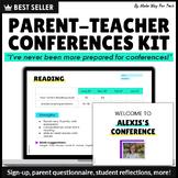 Virtual Parent Teacher Conferences Editable Forms | Digital Forms and Guide