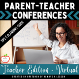 Virtual Parent-Teacher Conferences Tips & Planning Guide
