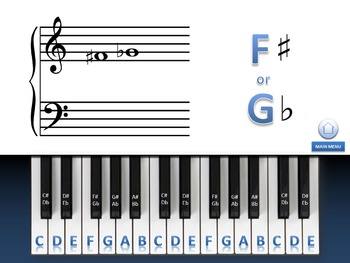 Virtual Piano for PowerPoint