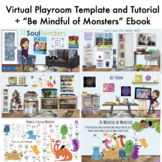 Virtual Play Therapy/Counseling Office